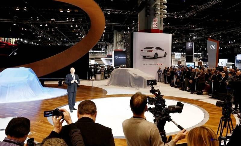 2015 CAS Acura RDX Reveal 1