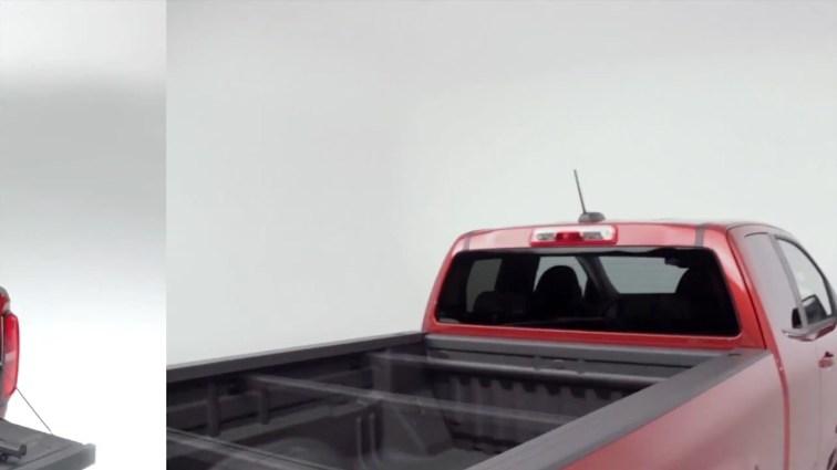 2015 Chevrolet Colorado GearOn Special Edition Kits 61