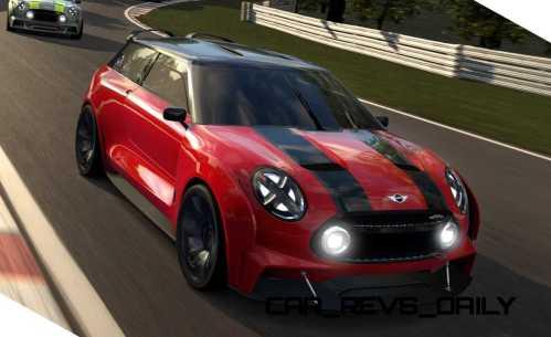 2015 MINI Vision GT 12