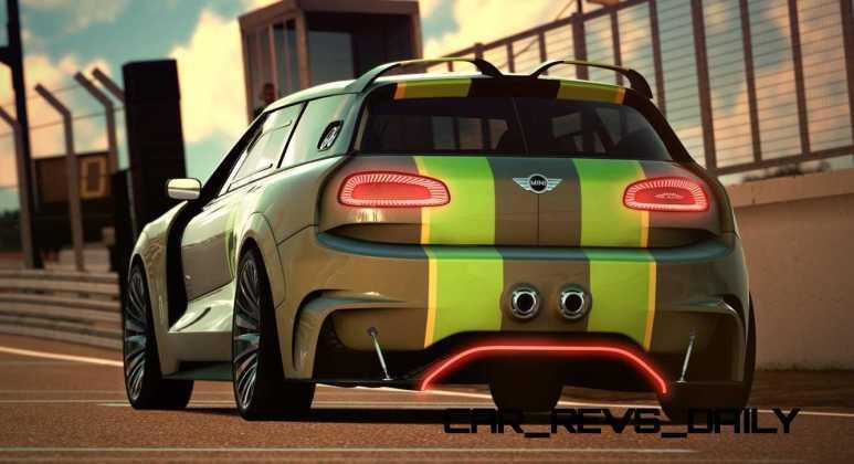 2015 MINI Vision GT 16