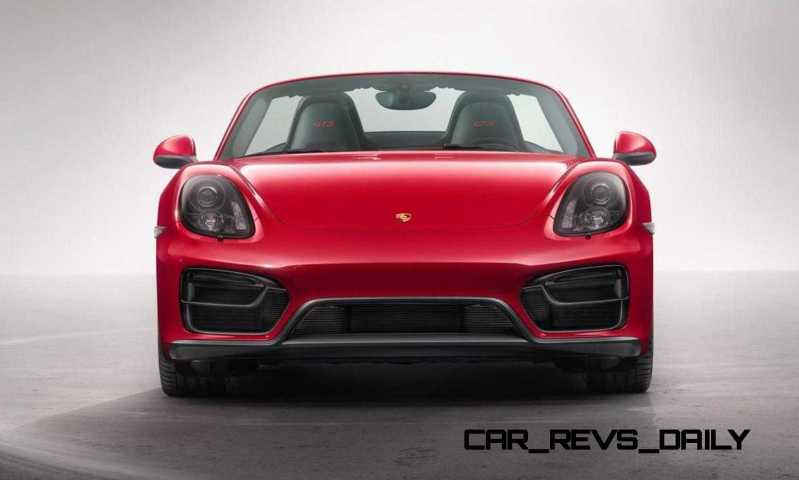 2015 Porsche Boxster and Cayman GTS 30