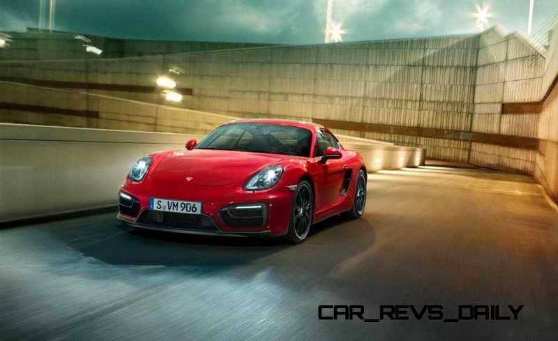 2015 Porsche Boxster and Cayman GTS 53