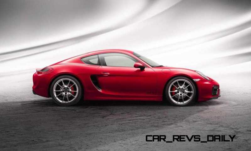 2015 Porsche Boxster and Cayman GTS 63