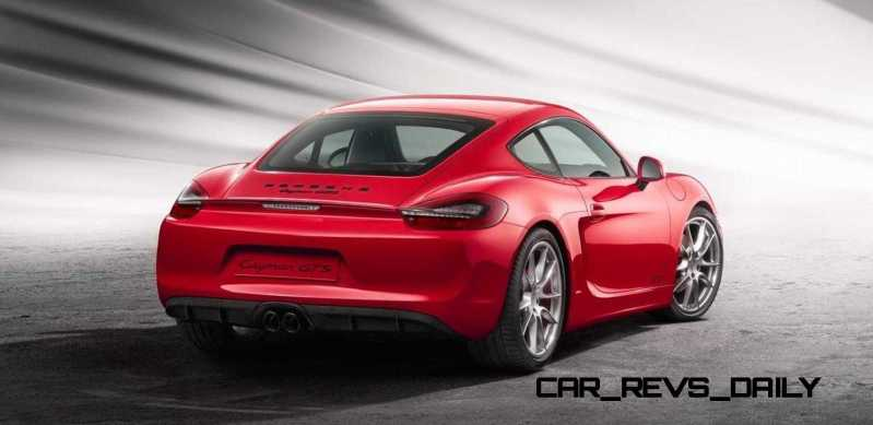 2015 Porsche Boxster and Cayman GTS 67