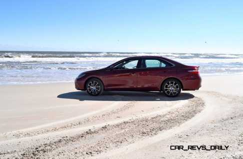 2015 Toyota Camry NASCAR Daytona Beach 17