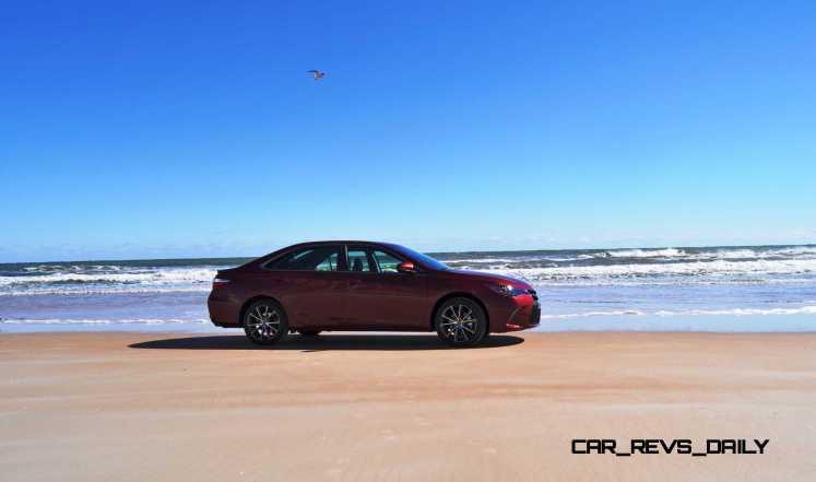 2015 Toyota Camry NASCAR Daytona Beach 30