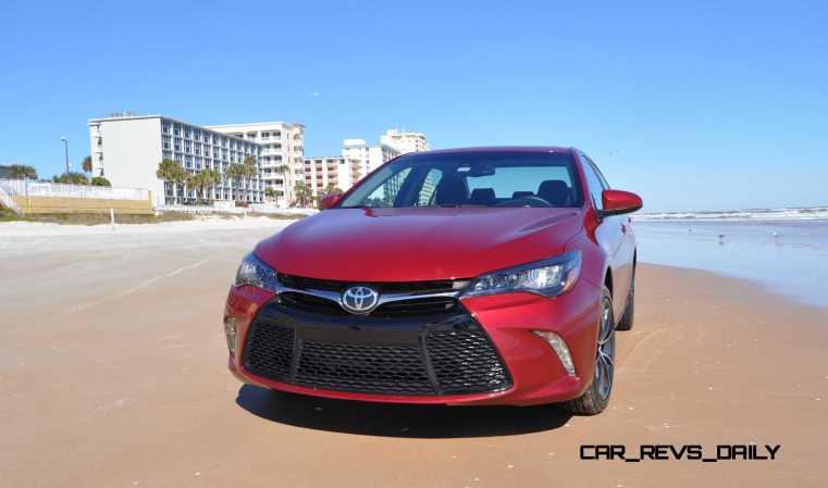 2015 Toyota Camry NASCAR Daytona Beach 57