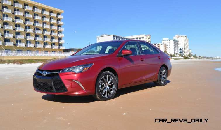 2015 Toyota Camry NASCAR Daytona Beach 61