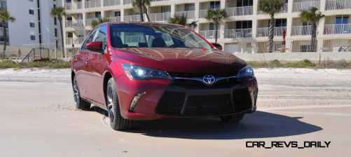 2015 Toyota Camry NASCAR Daytona Beach 7
