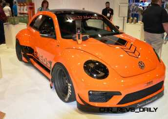 2015 Volkswagen Tanner Foust Racing ENEOS RWB Beetle 995