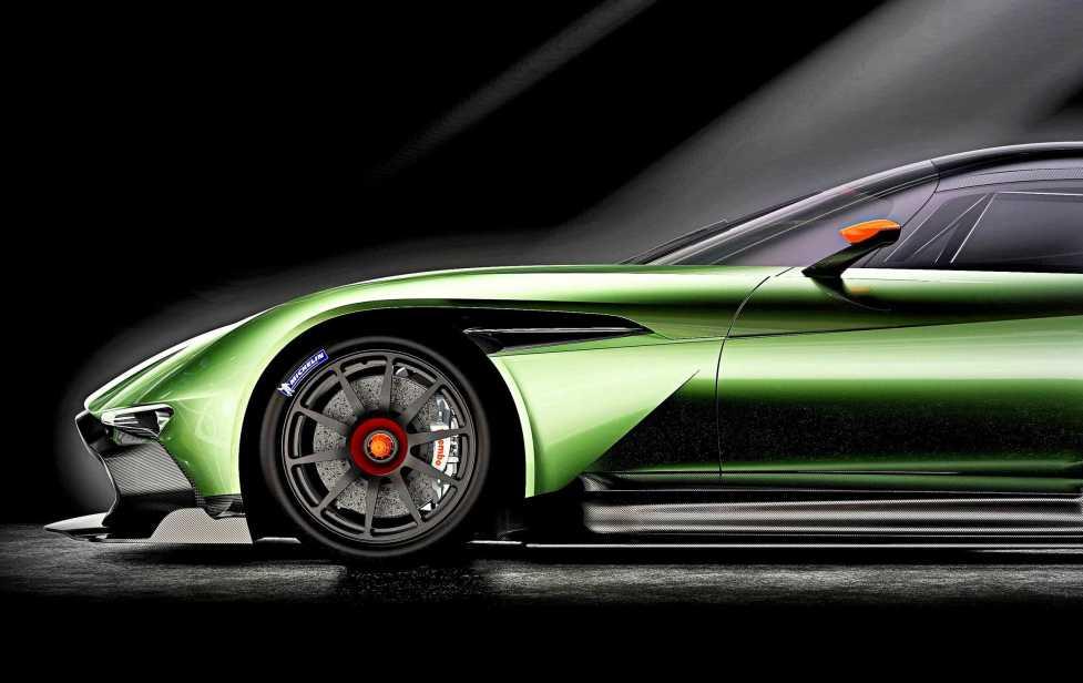 2016 Aston Martin VULCAN 12