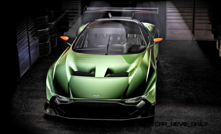 2016 Aston Martin VULCAN 21
