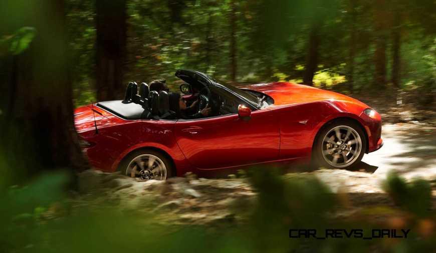 2016 Mazda MX-5 Roadster 19