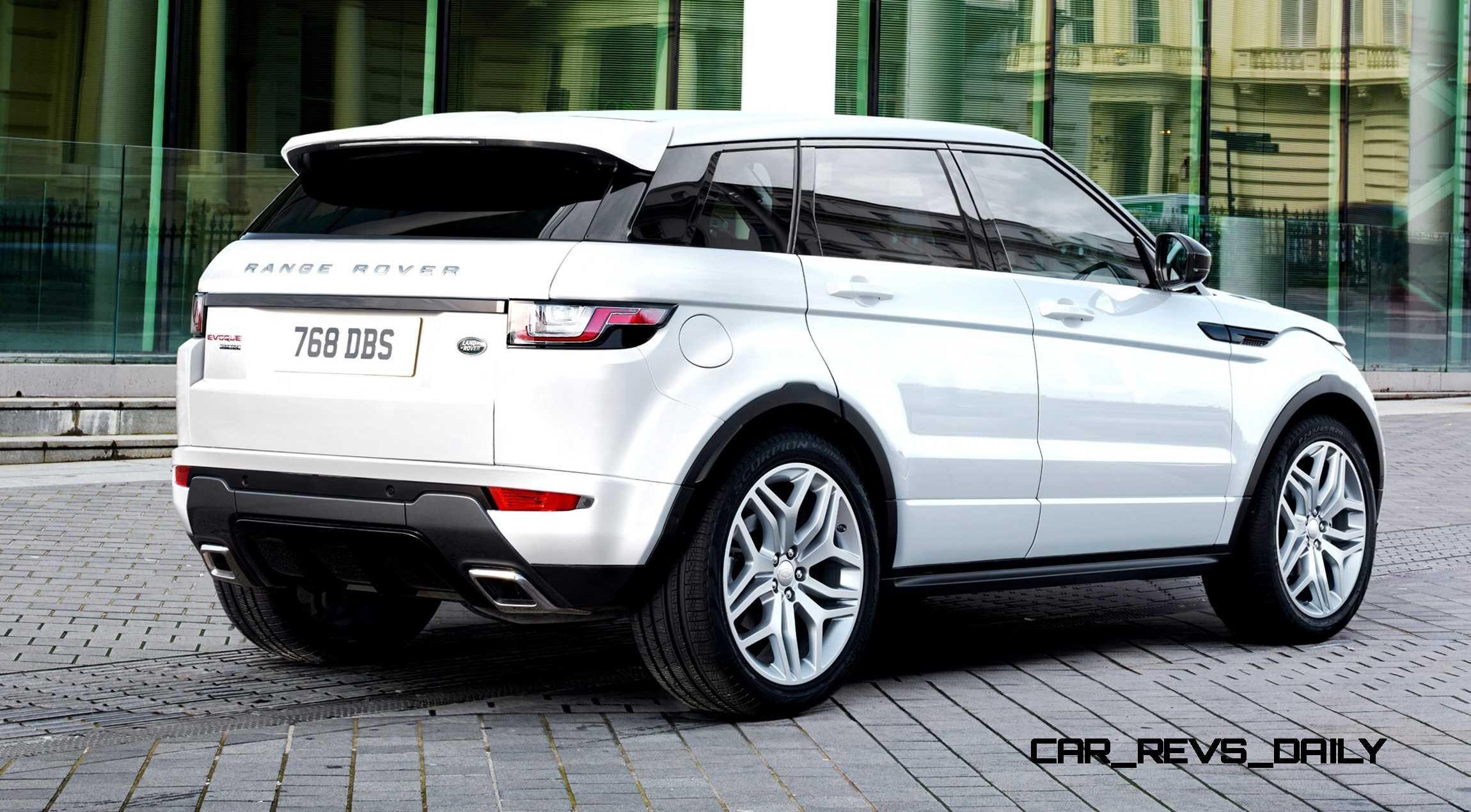 Range Rover Evoque 2015 Immagini Configuratore nuova land rover