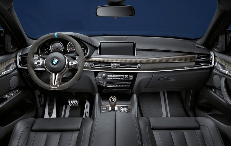 BMW M Performance Parts for 2015 X5M and X6M 21