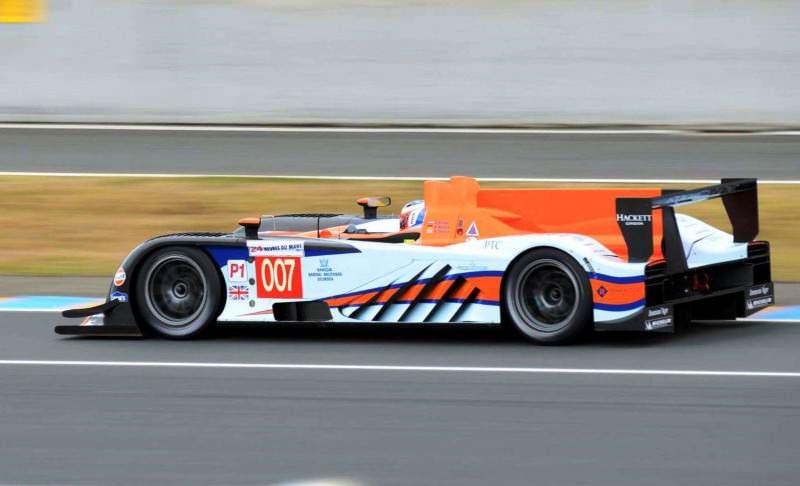 Ege Argüden 2035 Aston Martin AMR-AP LeMans Racer 15