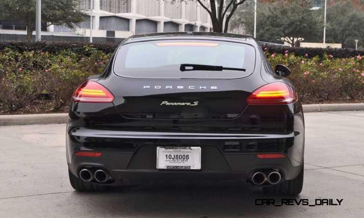 First Drive Review - 2015 Porsche Panamera S E-Hybrid 23