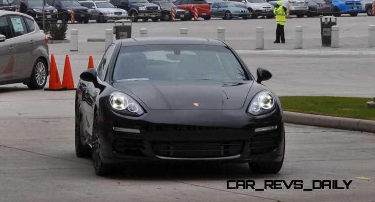 First Drive Review - 2015 Porsche Panamera S E-Hybrid 25