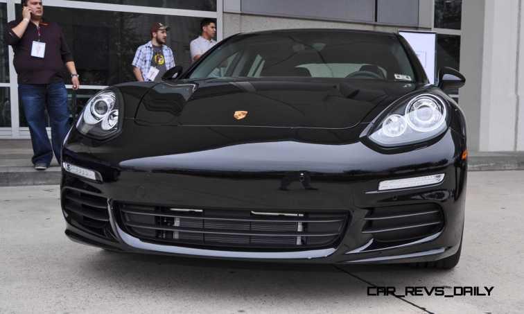 First Drive Review - 2015 Porsche Panamera S E-Hybrid 7