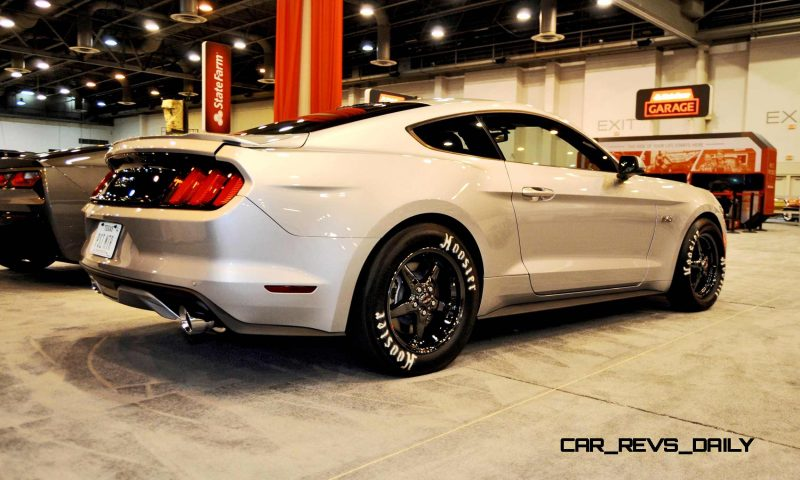 Houston Auto Show Tuners - RSV Forged Wheels, Hoosier Drag Mustang GT and ADV1 911 GT3 5