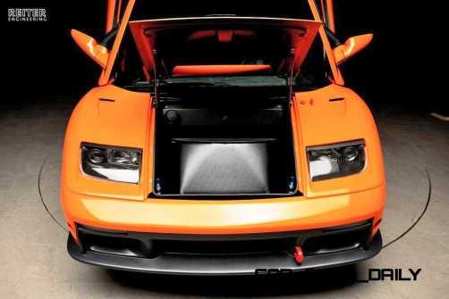 Hypercar Heroes - 1999 Lamborghini Diablo GTR - Restored By Reiter Engineering 18
