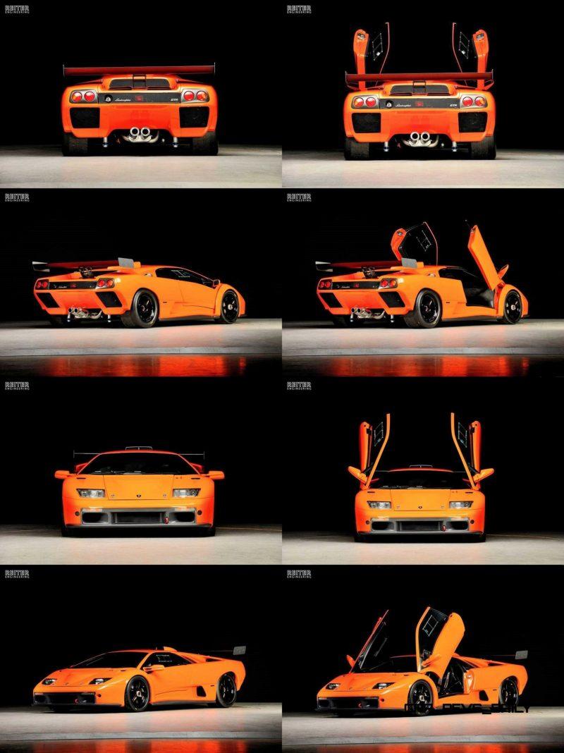 Hypercar Heroes - 1999 Lamborghini Diablo GTR - Restored By Reiter Engineering 19-tile