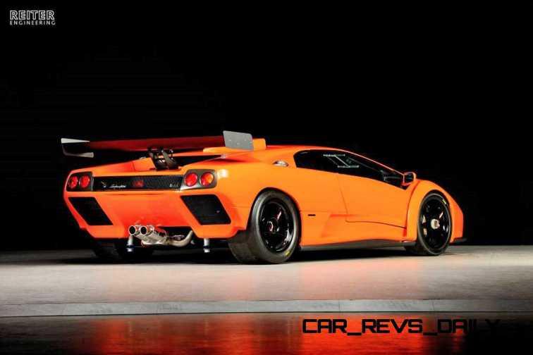 Hypercar Heroes - 1999 Lamborghini Diablo GTR - Restored By Reiter Engineering 20
