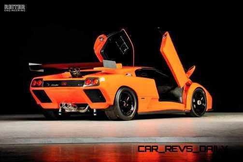Hypercar Heroes - 1999 Lamborghini Diablo GTR - Restored By Reiter Engineering 27