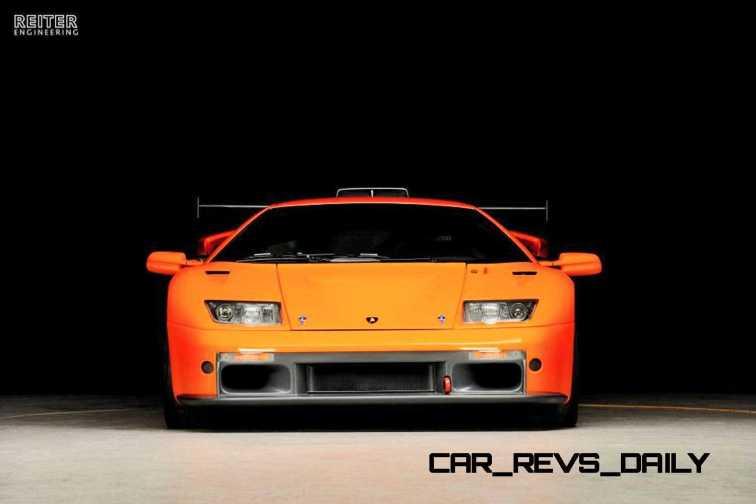 Hypercar Heroes - 1999 Lamborghini Diablo GTR - Restored By Reiter Engineering 5