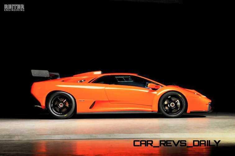 Hypercar Heroes - 1999 Lamborghini Diablo GTR - Restored By Reiter Engineering 9