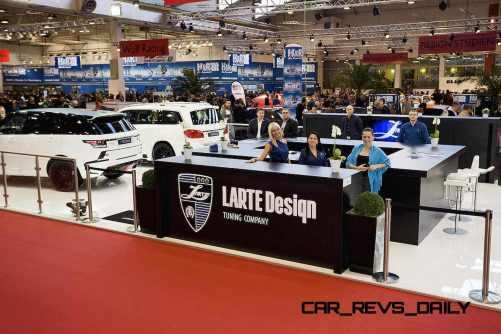 LARTE Design Range Rover Sport WINNER 11