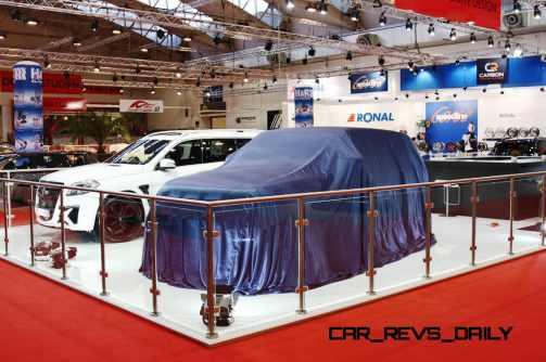 LARTE Design Range Rover Sport WINNER 2