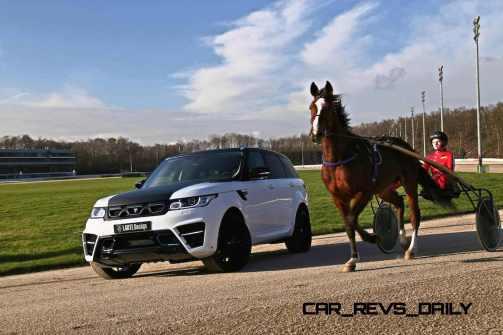 LARTE Design Range Rover Sport WINNER 23