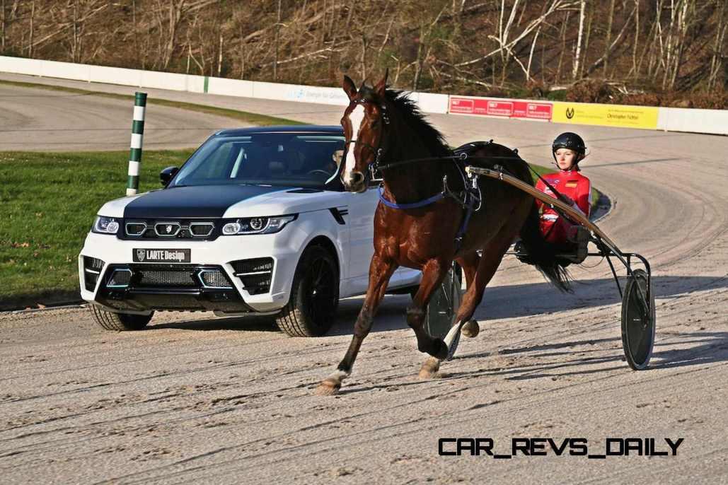 LARTE Design Range Rover Sport WINNER 26