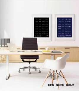 NOMO Design Auto Icon Screen Prints 20