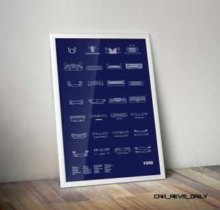 NOMO Design Auto Icon Screen Prints 21