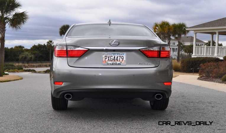 Road Test Review - 2015 Lexus ES350 35