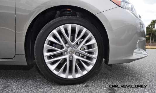 Road Test Review - 2015 Lexus ES350 59