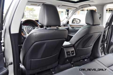 Road Test Review - 2015 Lexus ES350 72