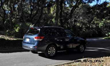 Road Test Review - 2015 Nissan Pathfinder SV 4WD 135