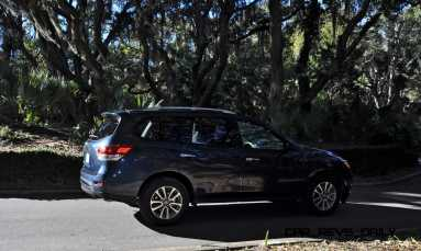 Road Test Review - 2015 Nissan Pathfinder SV 4WD 138