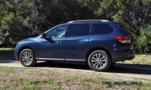 Road Test Review - 2015 Nissan Pathfinder SV 4WD 29