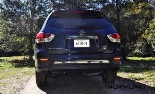 Road Test Review - 2015 Nissan Pathfinder SV 4WD 39