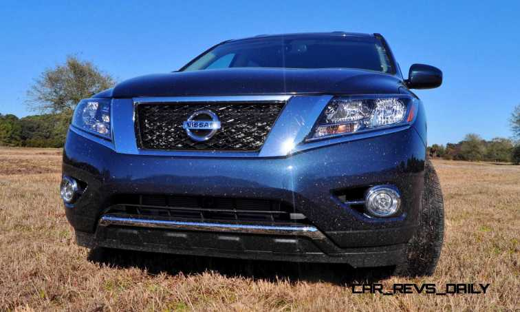 Road Test Review - 2015 Nissan Pathfinder SV 4WD 84