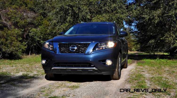 Road Test Review - 2015 Nissan Pathfinder SV 4WD 9