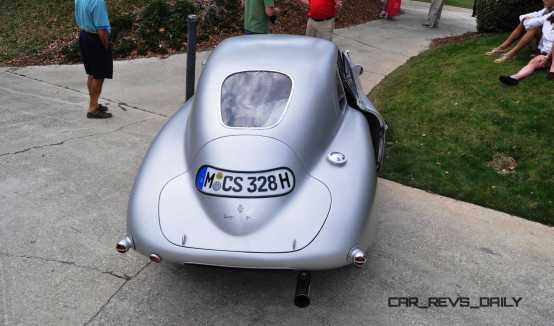 1939 BMW 328 Mille Miglia Coupe 23