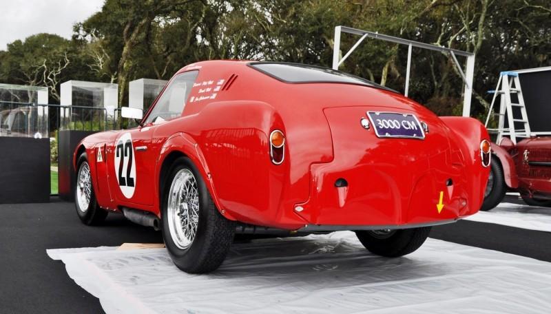 1953 Alfa Romeo 6C 3000CM Shows Origin of 2015 4C Nose Design 13