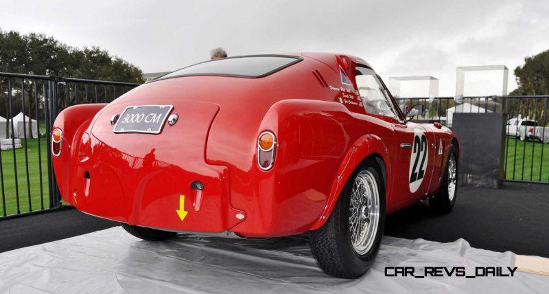1953 Alfa Romeo 6C 3000CM Shows Origin of 2015 4C Nose Design 16