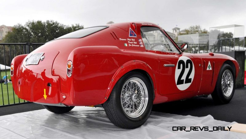 1953 Alfa Romeo 6C 3000CM Shows Origin of 2015 4C Nose Design 17