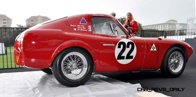 1953 Alfa Romeo 6C 3000CM Shows Origin of 2015 4C Nose Design 19